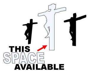 Space Available Logo